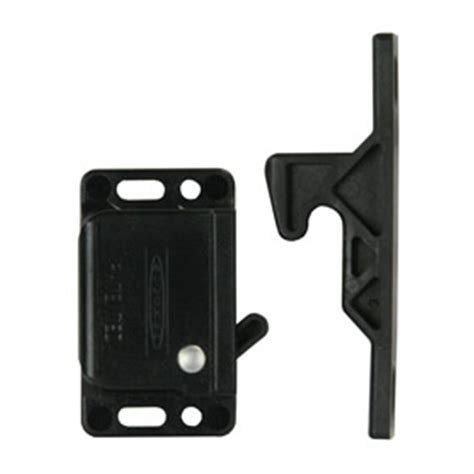 push latch cabinet hardware jr products push to open cabinet latch 194412 rv