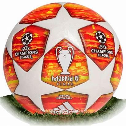 Champions League Ball Final Match Madrid Adidas