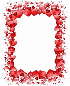 Search Results For Valentines Day Clip Art Borders Black