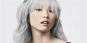 couleur cheveux gris argente coloration des cheveux moderne With quelle couleur avec gris anthracite 16 les couleurs du maquillage avec des cheveux blancs