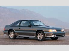 1987 Ford Mustang GT Wallpapers & HD Images WSupercars