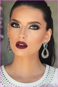 Prom Hair And Makeup Ideas