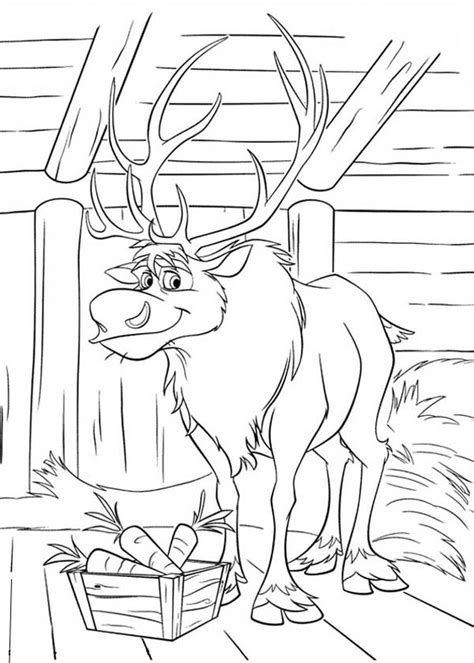 sven   barn coloring page  print  coloring pages   color nimbus