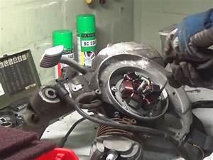 Vespa Pk 50 Xl Motor : motorrevision das zerlegen eines vespa smallframe v50 ~ Kayakingforconservation.com Haus und Dekorationen