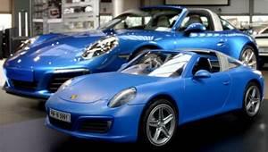 Voiture Playmobil Porsche : playmobil pr sente ses 2 nouvelles porscheen voiture carine en voiture carine ~ Melissatoandfro.com Idées de Décoration