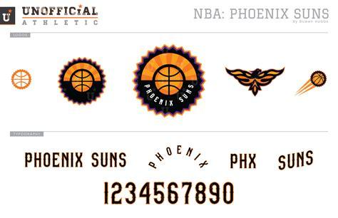 UNOFFICiAL ATHLETIC | Phoenix Suns Rebrand