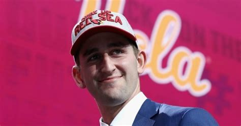He's nothing more than a camp body at this point after the 49ers. Josh Rosen explains why his mom delivered a hot tub to his ...