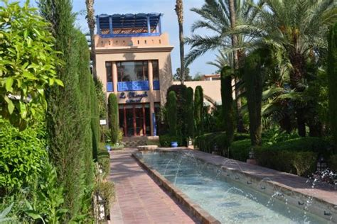 hotel gardens picture of le meridien n fis marrakech