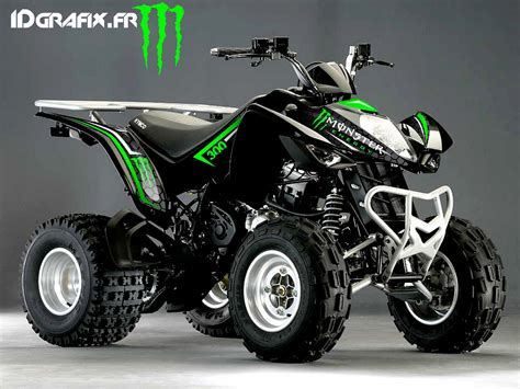 kit deco 300 gas gas kit deco custom green kymco 300 maxxer idgrafix