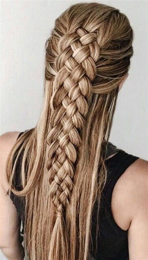 Cool Hairstyles With Braids by Four Strand Braids Hairstyle To Rock Any Occasion In Style