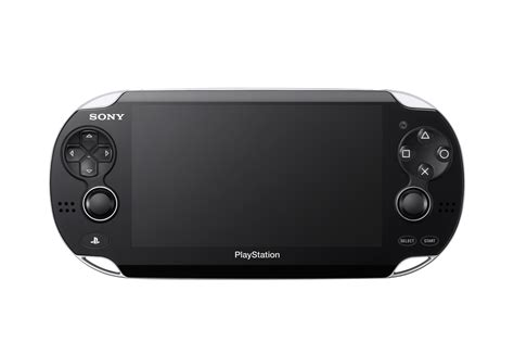 Game News Sony Unleashes Hd Images Of The Ngp Aka Psp 2