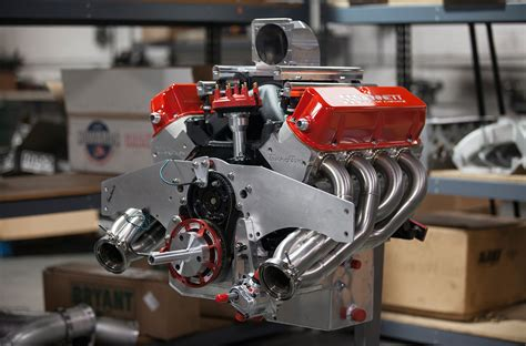 project ultimate street bennett racing engines