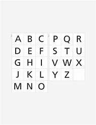 Best Individual Alphabet Letters To Print Ideas And Images On Bing
