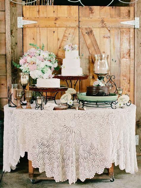 16 Rustic Wedding Dessert Table Ideas Wedding