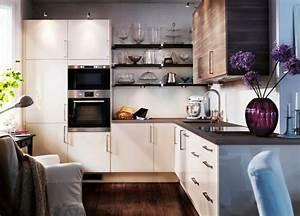 Kleine Küchen Einrichten : einrichtungsideen k che ~ Indierocktalk.com Haus und Dekorationen
