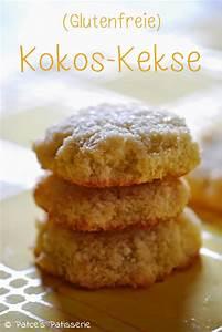 Kokos Kekse Rezept : patces patisserie glutenfreie kokos kekse cookies ohne mehl ~ Watch28wear.com Haus und Dekorationen