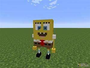 Spongebob Squarepants Minecraft - Homeminecraft