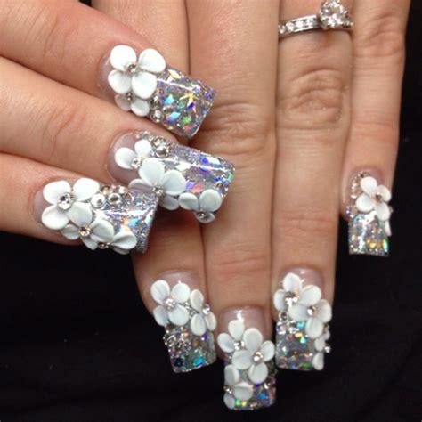 3d nail designs 21 ultra beautiful 3d nail arts for the week pretty designs