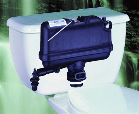 high pressure toilet flush system sloan flushmate pressure assisted toilet review