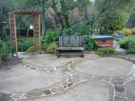 decor tips creative concrete patio ideas for patio
