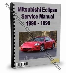 Mitsubishi Eclipse  U0026 Spyder 1990