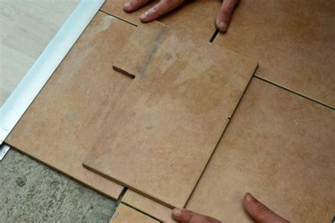 how to cut ceramic tile how to tile skirting boards diy tilesporcelain