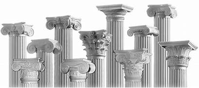 Columns Column Turncraft Wallpapers Craftsman
