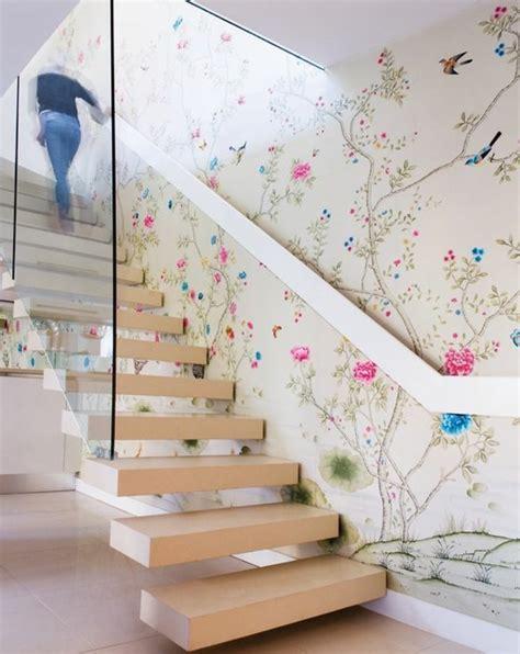 papier peint pour cage escalier r 233 novation escalier la meilleure id 233 e d 233 co escalier en un clic