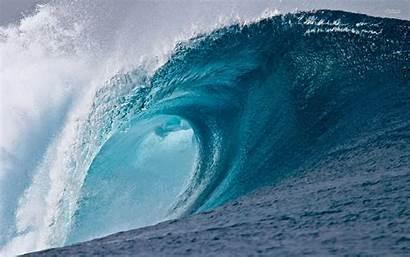 Beach Waves Desktop Wallpapers Wave Wallpapersafari