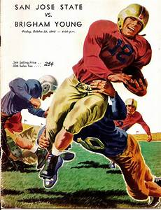 Some old college football programs. | Collectors Weekly