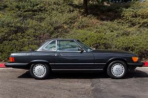 Fs  1987 Mercedes 560sl  Under 20k Miles  All Records