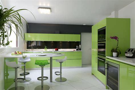 marques de cuisines cuisine verte les modèles à ne pas manquer