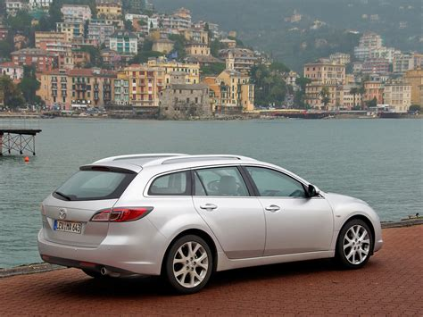 Mazda 6 Photo by Car In Pictures Car Photo Gallery 187 Mazda 6 Wagon 2008