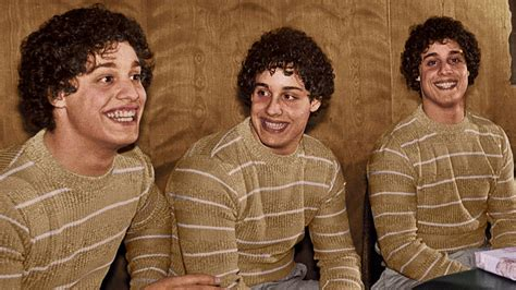 The Surreal, Sad Story Behind The Acclaimed New Doc 'three Identical Strangers'  Los Angeles Times