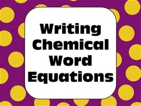 top 25 ideas about chem equations and reactions on
