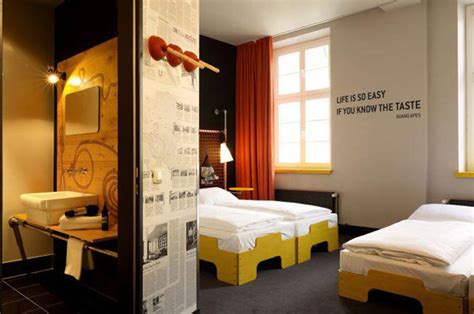 Die Superbude Hamburg by Hamburg Sorting Office Reinvented As Hip Hotel