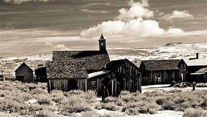 Ghost Town Bodie California Wallpapers Windows Disappearances