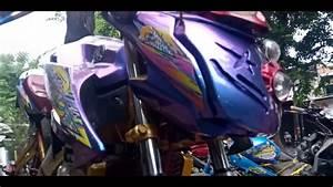 Review Vixion Nvl Modifikasi Street Racing