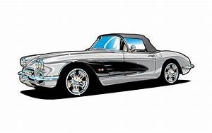 1958 To 1962 Chevrolet Corvettes