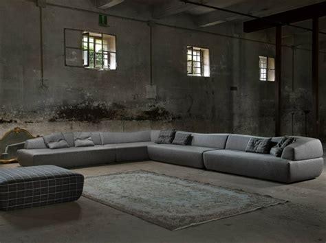 grand plaid pour canapé d angle canapé moderne 75 modèles pour un salon tendance