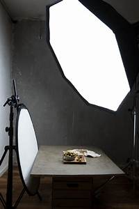 Recreating a Natural Light Look with Artificial Light in Food Photography