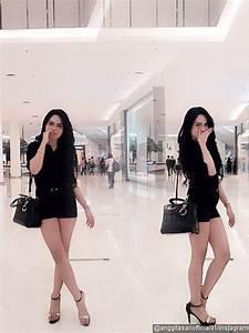 Foto Anggita Sari Sempat Menjadi Model Majalah Pria Dewasa ...