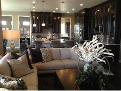 Open Concept Open To The Family Room Dining And Office Open Concept Open Living Room Dining Room Open Living Room Dining Room Combo Open Concept Renovation Rustic Modern Yellow Kitchen Dining Room And Kitchen Open Concept Kitchen Open Concept Kitchen To Dining Room