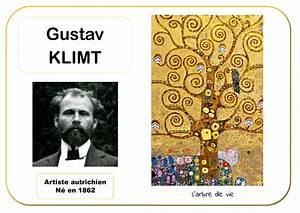 Art De Vie : gustav klimt ~ Zukunftsfamilie.com Idées de Décoration