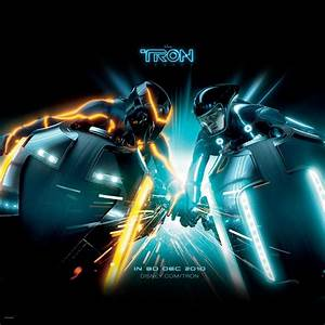 LightyCycle Tron Legacy iPad Wallpaper 1024×1024 Download ...