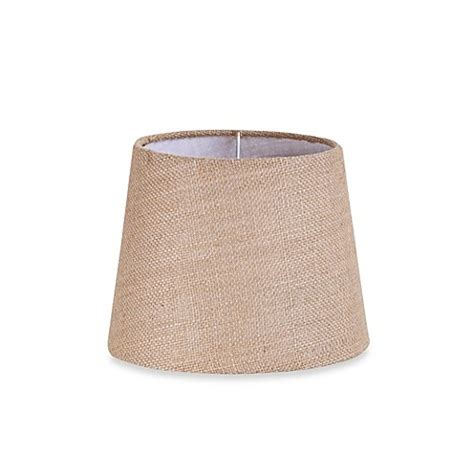 small drum l shade buy mix match small 9 inch natural burlap hardback drum