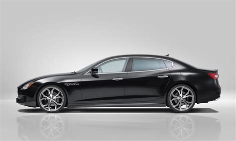 Maserati Quattroport by Novitec Powers Up New Maserati Quattroporte Carscoops
