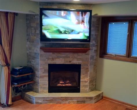 direct tv fireplace corner fireplace with tv above www imgkid