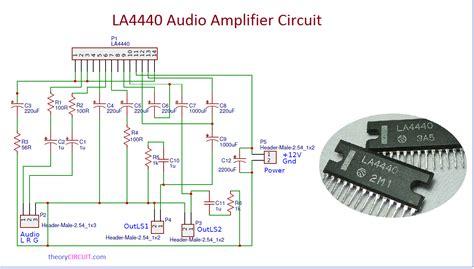 Amplifier Circuit Board