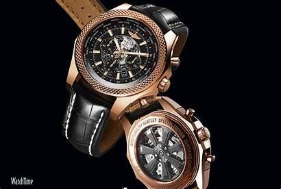 Luxury Bentley Breitling Wallpapers Watches Watchtime Wristwatch